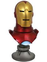 Marvel Comics - Iron Man Legends in 3D Bust - 1/2