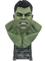 Thor: Ragnarok - Hulk Legends in 3D Bust - 1/2