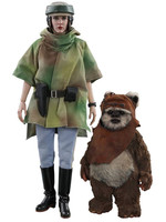 Star Wars Episode VI - Princess Leia & Wicket 2-Pack - 1/6
