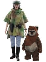 Star Wars Episode VI - Princess Leia & Wicket 2-Pack - 1/6