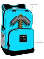 Minecraft - Diamond Pickaxe Backpack