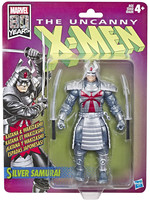 Marvel Legends Retro - Silver Samurai
