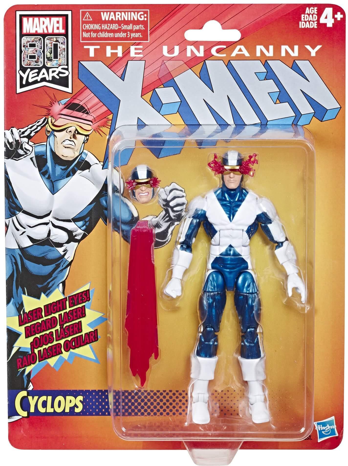 Marvel Legends Retro - Cyclops