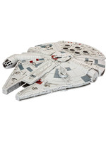 Star Wars -  Millennium Falcon Build & Play Model Kit with Sound & Light Up 1/164