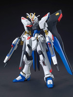 HGCE Strike Freedom Gundam - 1/144