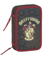 Harry Potter - 28-Piece Double Pencil Case Gryffindor