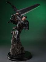 Berserk - Guts Black Swordsman Statue