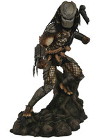 Predator Movie Gallery - Jungle Predator Statue