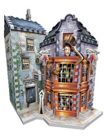 Harry Potter - Weasley's Wizard Wheezes & Daily Prophet DAC 3D Puzzle