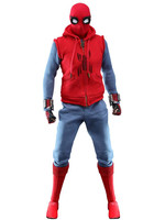 Spider-Man: Far From Home - Spider-Man (Homemade Suit) MMS - 1/6