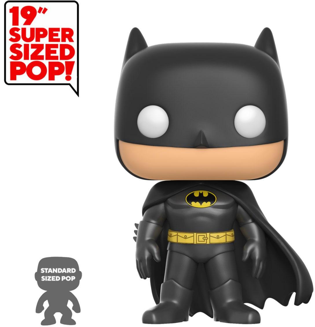 POP! DC Comics - Super Sized Heroes Batman - 48 cm