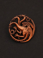 Game of Thrones - Pin Badge House Targaryen