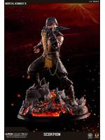 Mortal Kombat X - Scorpion Statue - 1/4
