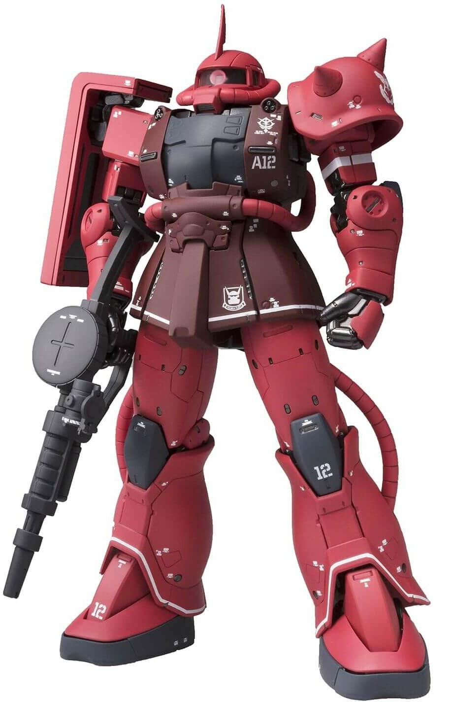 GFF Gundam - MS-06S Char's Zaku II