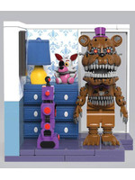Five Nights at Freddy's - Small Construction Set Right Dresser & Door