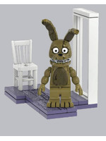 Five Nights at Freddy's - Fun with Plushtrap Micro Construction Set