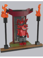 Five Nights at Freddy's - Temple of the Fox Micro Construction Set