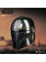 Star Wars - The Mandalorian Helmet prop replica - Anovos
