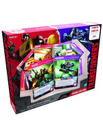 Transformers TCG - Blaster vs Soundwave Deck