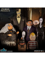 The Addams Family - 5 Points Action Figure The Complete Set