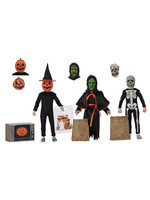 Halloween 3 - Kids 3-pack Retro Action Figures