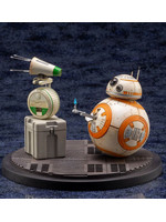 Star Wars - D-O & BB-8 - Artfx+
