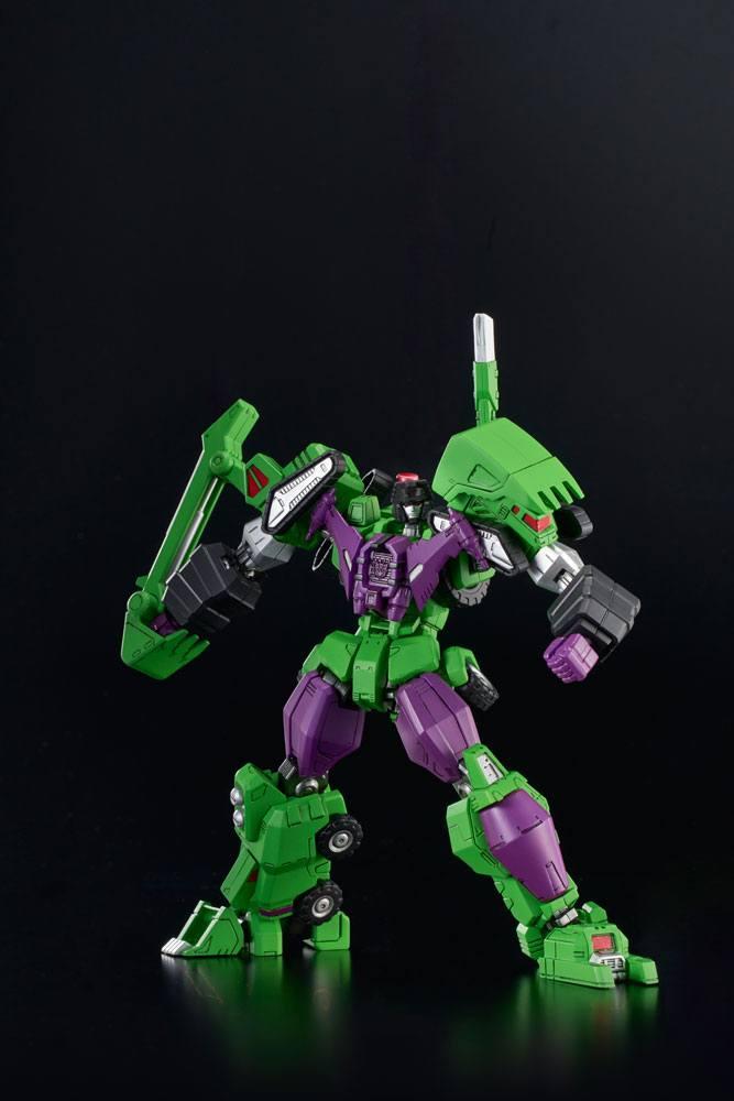 Transformers - Devastator Furai Model Plastic Model Kit