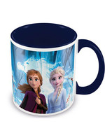 Frozen 2 - Guiding Spirit Coloured Inner Mug