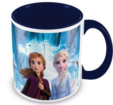 Frozen 2 - Guiding Spirit Coloured Inner Mug