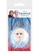 Frozen 2 - Elsa Rubber Keychain