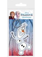 Frozen 2 - Olaf Rubber Keychain