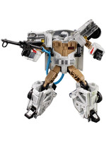 Ghostbusters - Transformers Generations Ecto-1 Ectotron