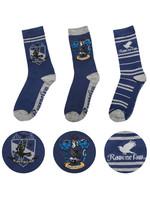 Harry Potter - Socks 3-Pack Ravenclaw