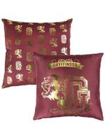 Harry Potter - Hogwarts Pillow 40 x 40 cm Red
