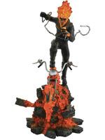 Marvel Milestones - Ghost Rider Statue