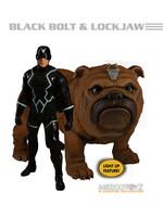Marvel - Black Bolt & Lockjaw - One:12