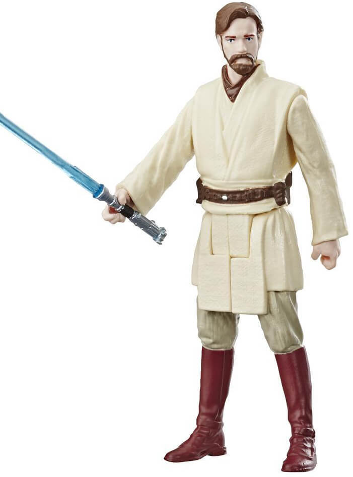 Star Wars Galaxy of Adventures - Obi-Wan Kenobi