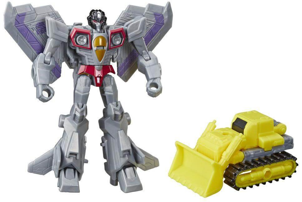 Transformers Cyberverse - Starscream Spark Armor Battle Class