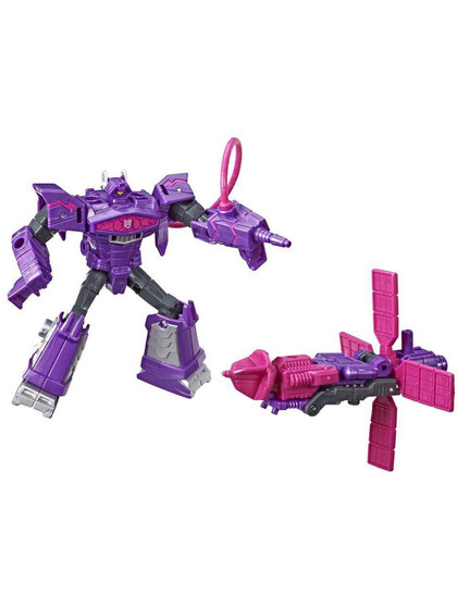 Transformers Cyberverse - Shockwave Spark Armor Battle Class