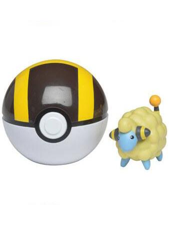 Pokemon - Clip 'N' Go Ultra Ball - Mareep
