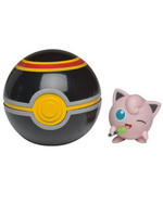 Pokemon - Clip 'N' Go Luxury Ball - Jigglypuff