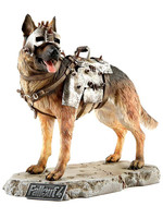Fallout 4 - Armored Dogmeat Statue