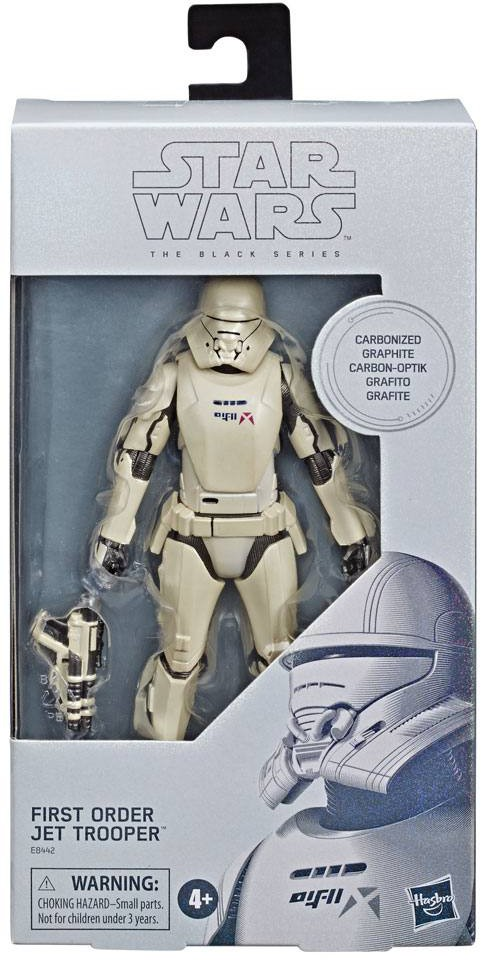 Star Wars Black Series - First Order Jet Trooper Carbonized