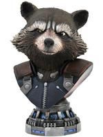 Marvel - Rocket Raccoon Legends in 3D Bust - 1/2
