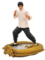 Bruce Lee - Premier Collection 80th Birthday Statue
