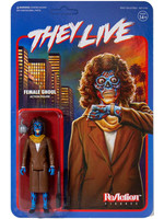They Live - Female Ghoul Retro Action Figure