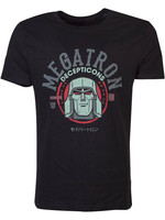 Transformers - Megatron T-Shirt Black