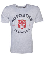 Transformers - Autobots T-Shirt Grey
