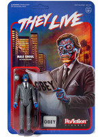 They Live - Male Ghoul Retro Action Figure