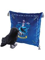 Harry Potter - Cushion with Mascot Plush - Ravenclaw